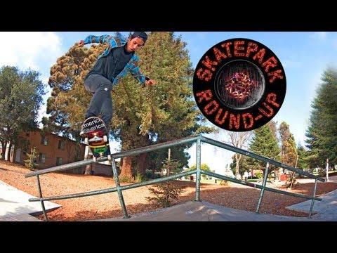 Skatepark Round-Up: Enjoi