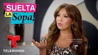 Thalía y Shakira se confiesan en el nuevo show Detrás de la Fama | Suelta La Sopa | Entretenimiento