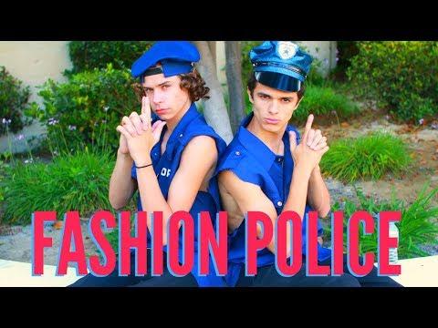 Fashion Police Brent Rivera