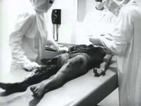 Autopsia extraterrestre Caso Roswell