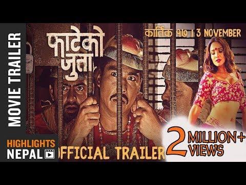 Xxx Mp4 New Nepali Movie FATEKO JUTTA Official Trailer 2017 2074 Ft Saugat Malla Priyanka Karki 3gp Sex