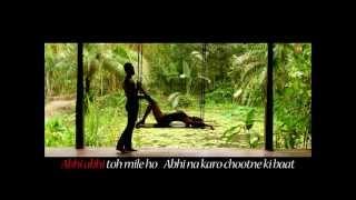 Abhi Abhi - JISM 2 - FULL HD Cover Version By Darrel Mascarenhas