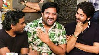 யுவன் மேல கோவம் இருக்கு  : Shiva Funny Speech | Harris Kalyan, Yuvan Shankar Raja | Press Meet