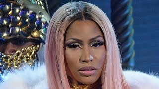 Nicki Minaj POSTPONES Tour Due To Rumored Low Ticket Sales + Future Drops Out