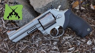 Taurus Model 66 .357 Magnum 4 Inch: Great Entry Level Revolver