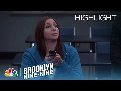 Xxx Mp4 Gina Sets Rosa Up With One Of Her Lesbian Friends Season 5 Ep 17 BROOKLYN NINE NINE 3gp Sex