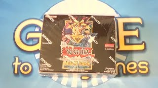 The Dark Side of Dimensions Display Unboxing/Opening Hammer Yugioh Karten!