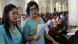 TE DEUM-Lagu Rohani Katolik-Sinode KAM VI