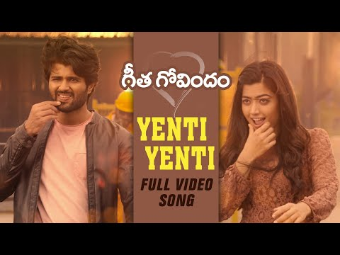 Xxx Mp4 Yenti Yenti Full Video Song Geetha Govindam Vijay Deverakonda Rashmika Mandanna Gopi Sunder 3gp Sex