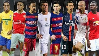 TOP 10: Great Players Signature Moves
