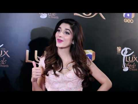 Mawra Hocane Interview : Lux Style Awards 2017