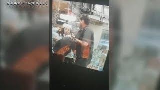 Drive-thru assault on pregnant Tim Hortons employee