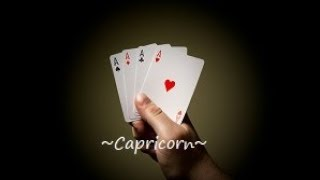 ~Capricorn~Accidentally in Love~August 20 to 26 Capricorn August Tarot Reading