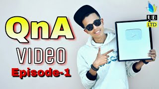 First QnA Video    Questions And Answers    250k Subscribers Special    Durjoy Ahammed Saney