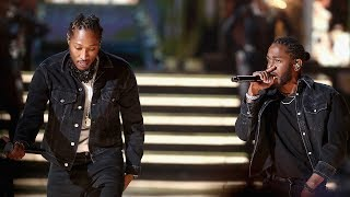 Future Surprises Audience With Kendrick Lamar For