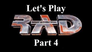 Let's Play RAD Part 4 (Sigma Plan!!!)