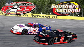 Southern' Short Track Racin' l iRacing: (Super Late Model @ Southern National)