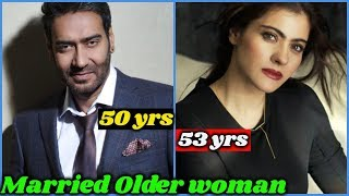 10 Bollywood Actors Who Married Older Women