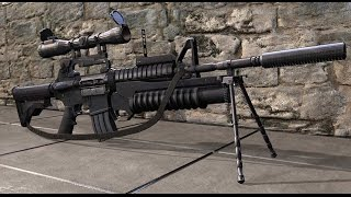 Top 10 Most Powerful Guns in the World 2017