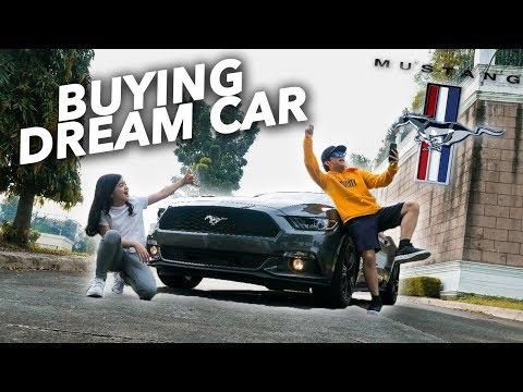 Xxx Mp4 BUYING MY DREAM CAR Dream Come True Ranz And Niana 3gp Sex