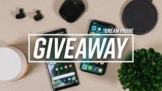Best Wireless Headphones & Dream Phone Giveaway