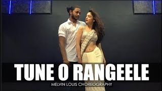 Tu Ne O Rangeele   Melvin Louis ft. Sandeepa Dhar