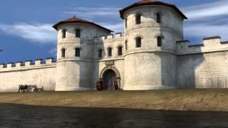 Passau in römischer Zeit - 3D Animation