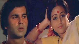 Vijay Arora  doubts on Bindiya Goswami - Jeevan Jyoti Scene 4/13