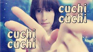 Cuchi Cuchi (tickle tickle) & hand sounds | ASMR español