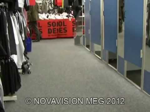 Girls caught on camera in fitting rooms