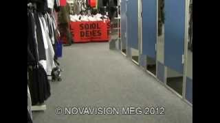 Girls caught on camera in fitting rooms !!!