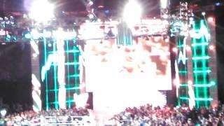 JBL Surprise Entrance 2014 Royal Rumble