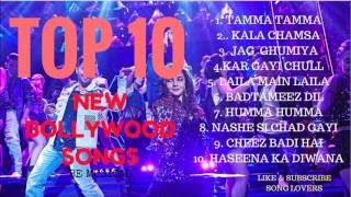 TOP 10 BOLLYWOOD SONGS