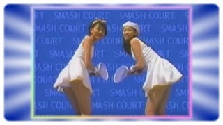 Namco Tennis Smash Court (Japanese TV Commercial)
