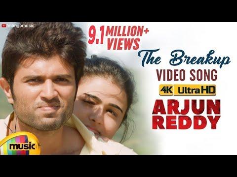 Xxx Mp4 The Breakup Telisene Na Nuvve Full Video Song 4K Arjun Reddy Video Songs Vijay Deverakonda 3gp Sex