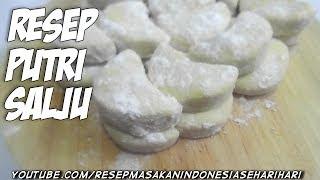 kue kering - resep putri salju