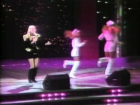 Festival de Viña 1990 Xuxa Ilarie
