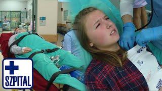 Dziewczynka rozpyliła gaz pieprzowy, bo chciała uniknąć sprawdzianu [Szpital ODC. 734]