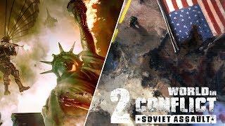 World in Conflict: Soviet Assault | La Caída de Seattle #2