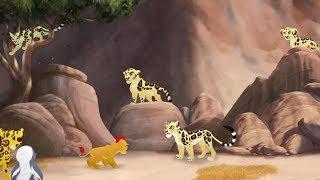 Lion Guard: Makucha's Leap | The Golden Zebra HD Clip