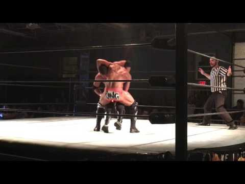 XWA Xtreme Rumble 2017 highlights