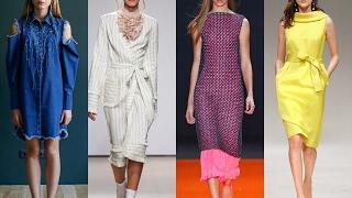 Мода Лето 2017 Платья Фото Для Женщин 40 Лет
