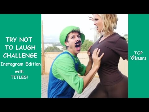 Try Not To Laugh Or Grin Challenge Best Vines and Instagram Videos Edition 3 Top Viners