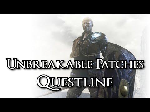 Dark Souls 3 Unbreakable Patches Questline [1080p 60FPS]