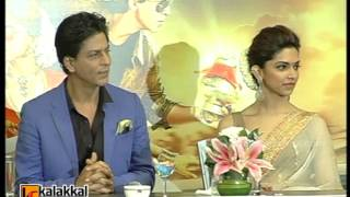 Chennai Express Movie Press Meet Part 1
