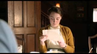 Brooklyn first clip featuring Saoirse Ronan and Emily Bett Rickards