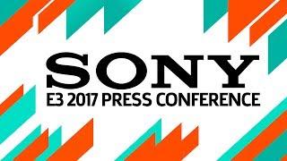 E3 2017: Sony Press Conference Live (Pre-Show at 5:30pm PST)