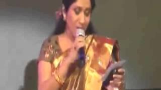 Sujatha Mohan and Shweta live
