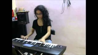 Popeye the Sailor Man Theme ( Piano Cover) by Raveena Arora