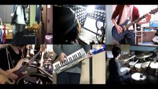 [HD]Kono Subarashii Sekai ni Shukufuku wo! 2 OP [TOMORROW] Band cover